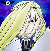 Olivier Mira Armstrong by retinascrew