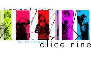Alice Nine - Bleu by kinokokoro