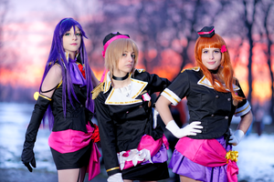 A-RISE ~ Love Live! School Idol Project by LauMao