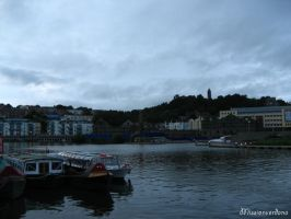 Bristol Harbour Boats 2 by missionverdana