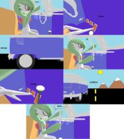 Gardevoir Learns To Drive by TillLindemannIsMyGod