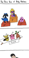 The Three Uses of Baby Pokemon