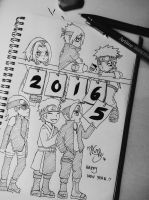Happy New Year! by mysimpleme14