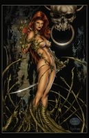 WitchBlade__by Pixeltease by MichaelBair