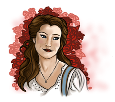 Once Upon a Time Belle by CarlaGriffin