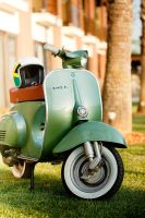 Vespa love 4 by PinkFishGR