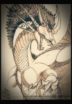 .:: Sedecim Sketch - Wrath ::. by Windspirit-Aquaeris