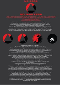 ACC manifesto by ARGHouse