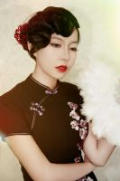 Casual - Oriental Chinese Girl by Xeno-Photography