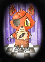 Foxy by Nathaldron