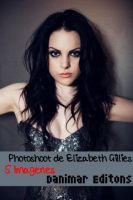 Photoshoot de Elizabeth Gillies by DanimarEditions