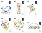 World Cup Stamps by stuARTq