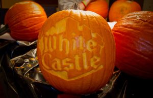 White Castle Pumpkin by mre200200