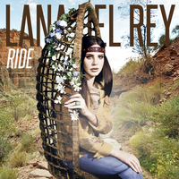 Ride - Lana Del Rey by AgynesGraphics