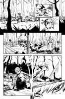 Legendary Sisters Halloween Special page 1 by BrandonPalas