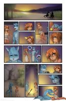 How they met p2 by Art ABlueDeer Story ABP and LSW by Tsuki-to-Hoshi