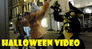 VIDEO: Crash's Halloween Rampage by CuriousCreatures