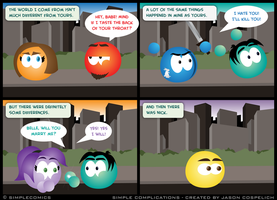 SC474 - Operation: Yellow 24 by simpleCOMICS