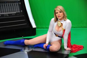 My Favorite Power Girl (CK) 2 by drknyght6