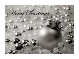 Ornament With Beads by derfs