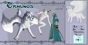 Ormunos .:Reference sheet:. by Saiccu