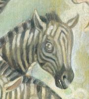 Zeal of Zebras by miorats