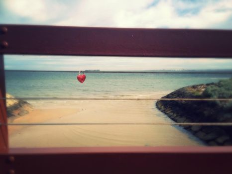 The Heart By The Seaside by Griddles
