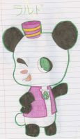 Jewelpet Rald by Alice-of-Africa
