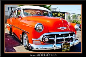 53 Chevy BelAir by mahu54
