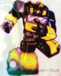 bumblebee by LatersBaby