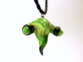FELemental Fel Fire Elemental Necklace by Euphyley
