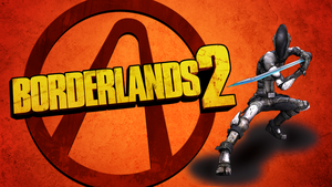 Borderlands 2 Wallpaper with Zer0 by younggeorge