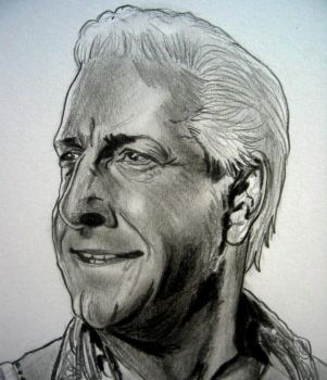 WWE Ric Flair by VinceArt