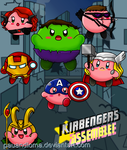 Kirbengers Assemble! by PauAndLoma