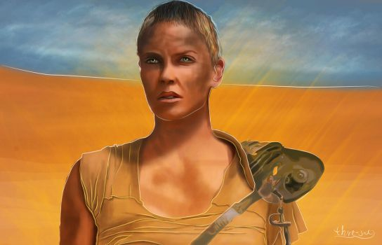 Imperator Furiosa by thire-sia