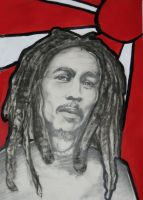 Marley Portrait by AntonSterling