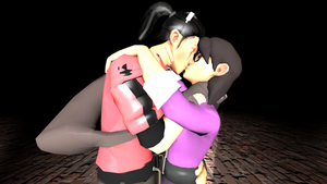 [SFM] Our Love Is Brighter Than Any Star by Lian2