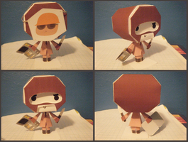 Chibi Spy Finished Project by pikmin789