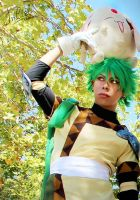 Magic Knight Rayearth: Ferio or Paris by in-ciel