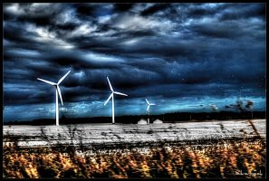 Wind by Silverbeck