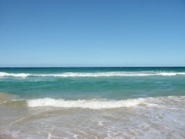 Gold Coast Ocean 2 by LilipilySpirit