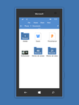 Windows 10 Redstone Mobile File Explorer by lukeled