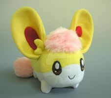 Hometown Story Pochica Plush Prototype by WhittyKitty