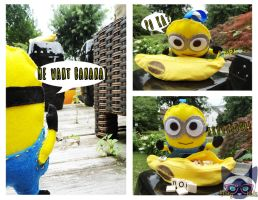 Po Ka? Despicable Me Minion by Alley-Kats