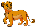 Simba by Jackie-GR