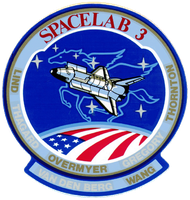 STS-51-B by GeneralTate