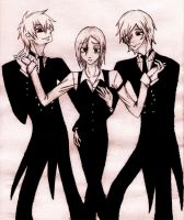 APH: Dance With The Devils by AlienaxD
