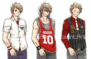 VN Sprites: moody fat douche by BlueStorm-Studio