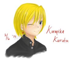 Kurapika by DichiKillua