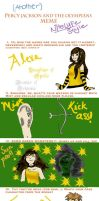 Percy Jackson meme revamp by Beastly-Lexi